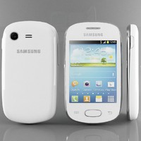 Samsung Galaxy Star White S5280 White