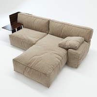 cassina 244 myworld 3d obj