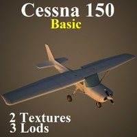 max cessna 150 basic