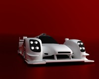 2014 LMP1 Racer