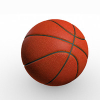 3ds max basket ball