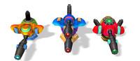 turret laze future 3d model