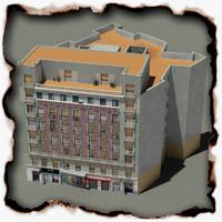 3d model building 65