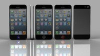 iphone 6 concept obj