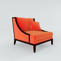 3d selva 1060 chair model