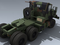 max army m932 tractor