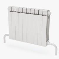 radiator 3d x