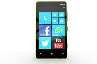 3ds max nokia lumia 820
