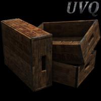 3dsmax crates