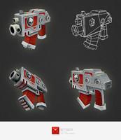 maya gun range