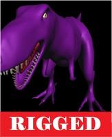 3d t rex