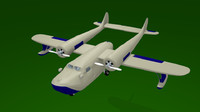 seaplane 3ds