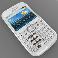 3d model samsung chat 333