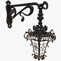 Street lamp Lamppost 5F