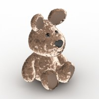 Dog Toy -  Teddy Bear