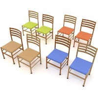 3d model of chair chair5
