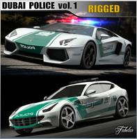 DUBAI Police vol.1