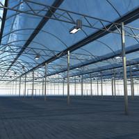 glasshouse warehouse 3d max