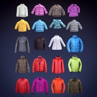 men jackets 20 3d 3ds