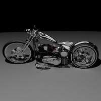 Harley Rigid Frame