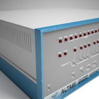 3d altair 8800 mits model