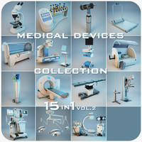 Medical Devices Collection 15 in 1 vol2