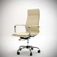 office armchair 3d max