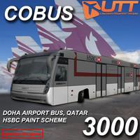 3d cobus 3000 bus hsbc