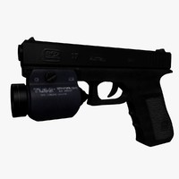 cinema4d glock 17