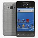 LG Optimus Elite LS696 3D models