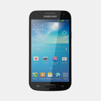3d model samsung galaxy s4 mini