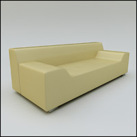 Ace Sofa by A-Cero