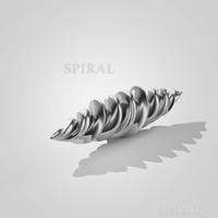 spiral 3d model