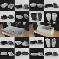 70 Washbasins collection