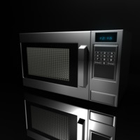 3d microwave micro model