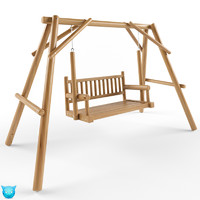 swing wooden max