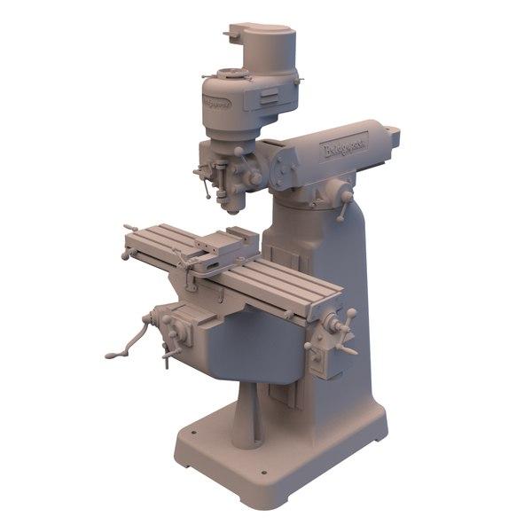 milling machine turntable
