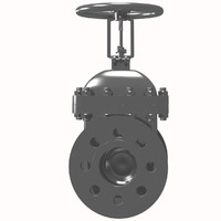 blender gate valve pipeline