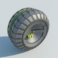 Wheel Concept MAX 2011