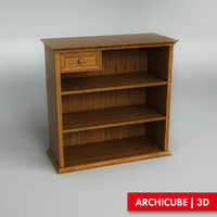 chest drawer 3d obj