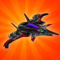 fi space fighter 3d max