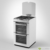 max electrolux gas cooker double