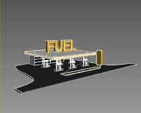 FuelStation low poly