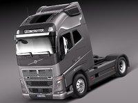 2013 truck 16 3d model