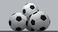 free soccer 3d model