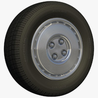 3d model of rim creation res