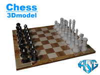 chess board 3ds
