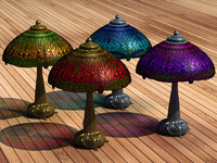 max tiffany lamp