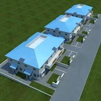 3d buildings 5