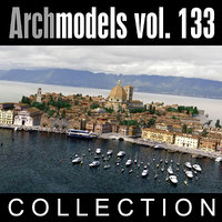 maya archmodels vol 133